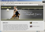 Meg Colado Volleyball Image